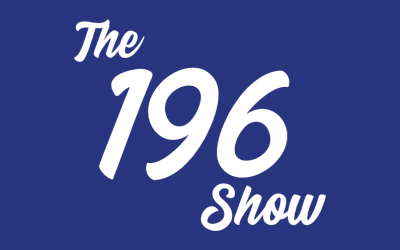 The 196 Show – Stuart's Reflections on His Presidential Year